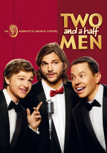 Two and a Half Men - Die komplette neunte Staffel [3 DVDs] Marine Charts
