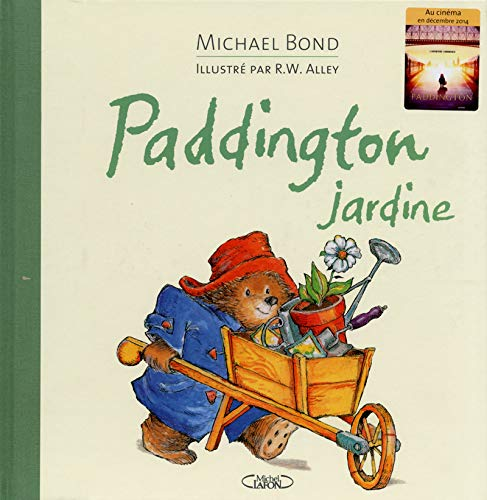 Paddington jardine par Michael Bond