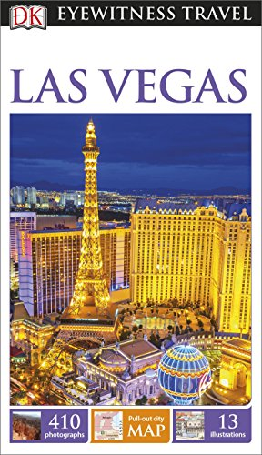 DK Eyewitness Travel Guide. Las Vegas