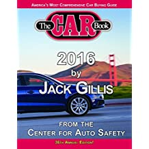 The Car Book 2016 by Jack Gillis (2016-03-01)