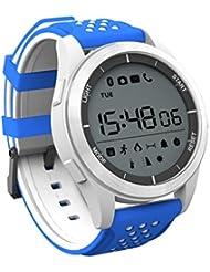 Xshuai Ultra-lange Batterielebensdauer NO1 F3 IP68 Wasserdichter Schlafmonitor Health Tracker Pedometer Sport BT SmartWatch Alle Kompatiblen iOS Android