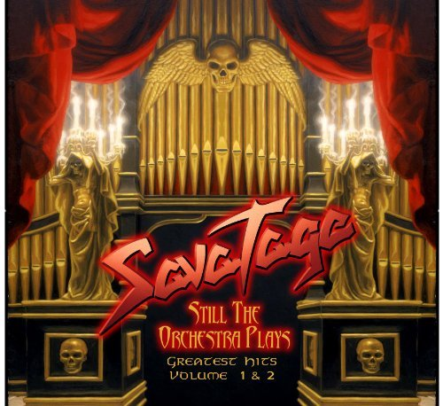 Still The Orchestra Plays Greatest Hits Vol.1+2 By Savatage (2010-03-22)