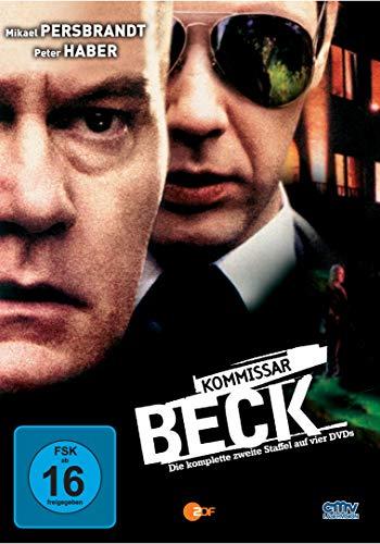 Kommissar Beck - Die komplette Zweite Staffel (Neuauflage) [4 DVDs] (Beck Dvd)