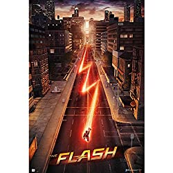 Grupo Erik Editores The Flash - Poster, 61 x 91.5 cm