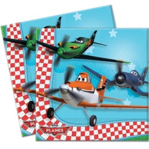 Disney Planes Geburtstag Party Papier Servietten x 20 Dipper Ice