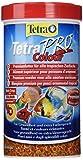 Tetra Pro Colour Premiumfutter (für alle tropischen Zierfische, Farbkonzentrat für hervorragende natürliche Farbausprägung, Vitaminstabilität, hoher Gehalt an Carotinoiden), 500 ml Dose