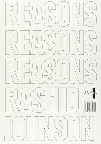 Rashid Johnson. Reasons. Ediz. illustrata por Cecilia Alemanni