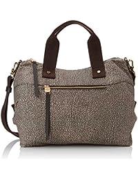 d653fd934c Borbonese Handbag, Borsa a Mano Donna, 33x16x15 cm (W x H x L