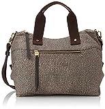 Borbonese Handbag, Borsa a Mano Donna, (Op Classico/Marrone), 33x16x15 cm (W x H x L)