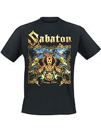 Sabaton Carolus rex T-Shirt schwarz M