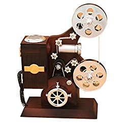 Imported Vintage Film Projector Mechanical Music Box