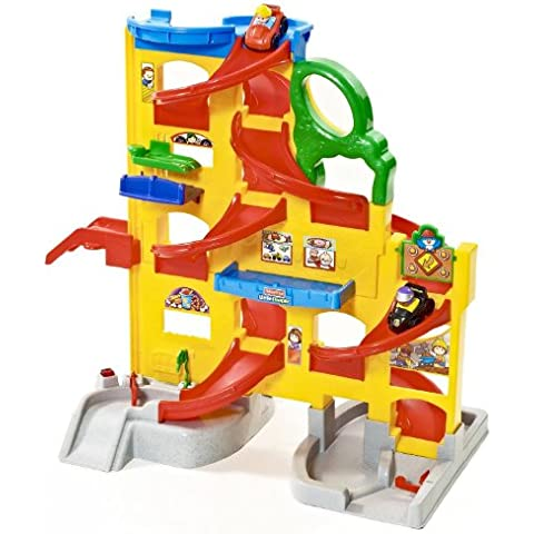 Mattel, Super Pista dei Little