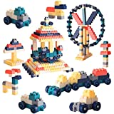 Adichai Excellent Educational Building Blocks for Kids Easy to Make his/her own Design Model - 300pcs (Strong Excellent…