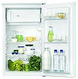 Zanussi ZRG10800WA Kühlschrank/A+ / 84,70 cm Höhe / 165 kWh/Jahr / 87 L Kühlteil / 9 L Gefrierteil/Ein türiges Tischgerät/Glasablagen/weiß