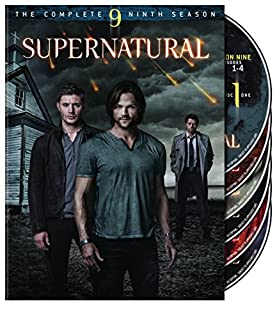 Supernatural: The Complete Ninth Season [DVD] [Region 1] [US Import] [NTSC] (B00FEVZDC0) | Amazon price tracker / tracking, Amazon price history charts, Amazon price watches, Amazon price drop alerts