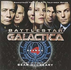 Battlestar Galactica: Season 4 - O.S.T.