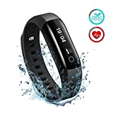 Fitness Tracker, Mpow IP68 Wasserdichte Smart...