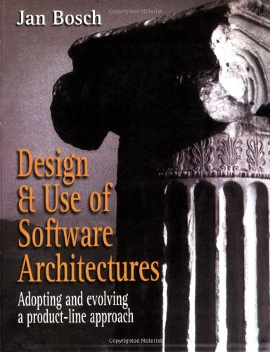 Preisvergleich Produktbild Design and Use of Software Architectures (ACM Press)