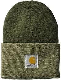 Carhartt Gorra Acrílico - Dark Green Driftwood sombrero gorra beisbol logotipo A CHA18384
