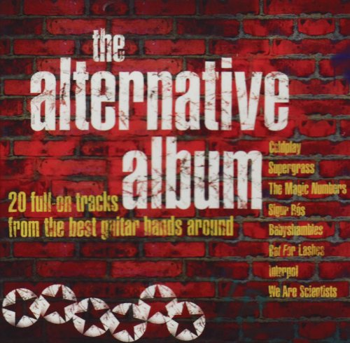 Preisvergleich Produktbild The Alternative Album