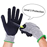 Kottle couper les gants jetables avec CE niveau 5 Protection, qualité alimentaire, sécurité cuisine, gants...