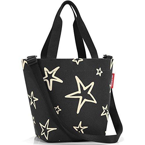 reisenthel shopper XS printed stars Maße: 31 x 21 x 16 cm / Volumen: 4 l