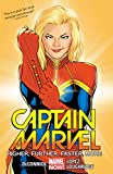 Купить Captain Marvel Vol. 1: Higher, Further, Faster, More (Captain Marvel (2014-2015)) (English Edition)