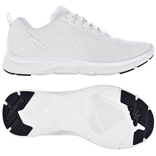 Sport Shoes - Kappa4training Cambus 2 WHITE-PINK LT