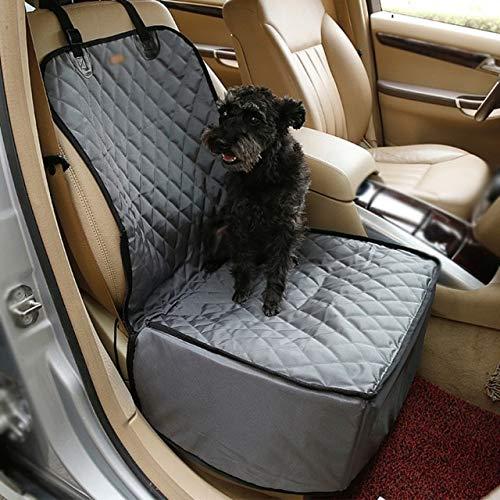 FDGT Pet Dogs Cats Auto-Vordersitzbezug Mat Pad Protector Wasserdichter Haustier-Schalensitzbezug...
