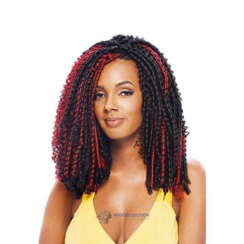 Janet Collection 2 x Softex dreadlocks Tresse extension de cheveux