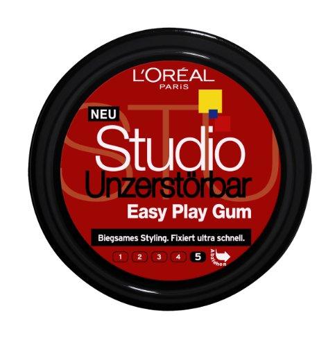 L'Oréal Paris Studio Line Easy Play Gum, 2er Pack (2 x 75 ml)