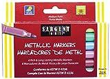 Sargent Art Liquid Metals Metallic Marke...