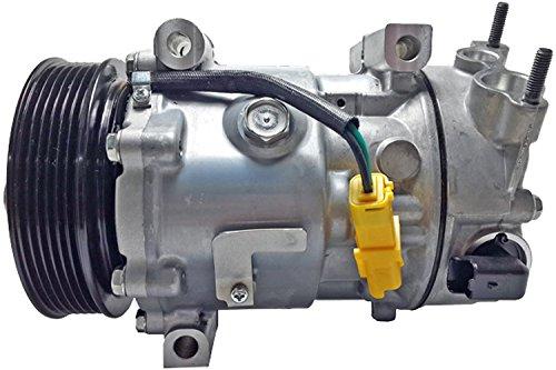 BEHR HELLA SERVICE 8FK 351 334-671  Compresor, aire acondicionado