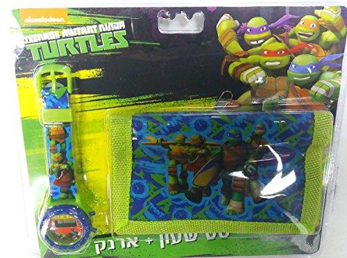 official-licensed-ninja-turtles-trifold-nylon-wallet-watch-licensed-ninja-turtles-merchandise