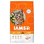 Iams Adult Dry Cat Food Chicken, 800g[Old Model] 4
