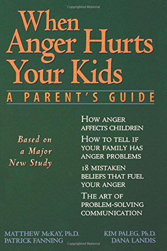 When Anger Hurts Your Kids
