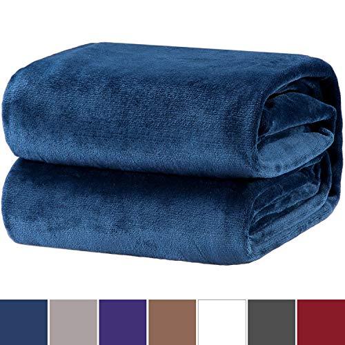 Bedsure Flannel Fleece Throw Bla...