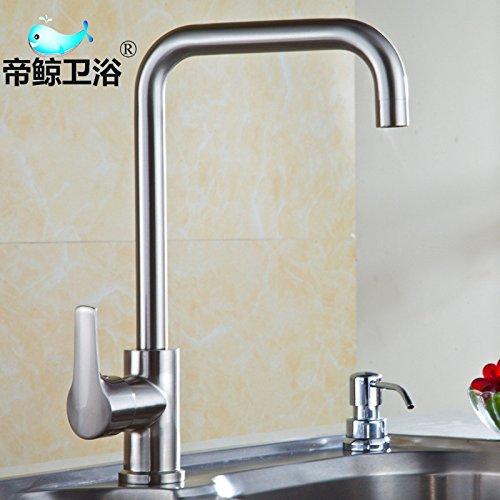 SDKIR-Acciaio inossidabile 304 rubinetto in acciaio inox