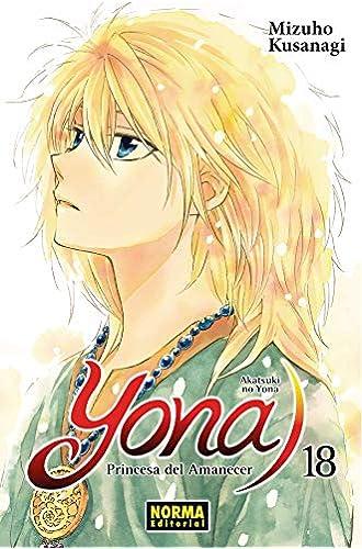 Yona, Princesa Del Amanecer 18