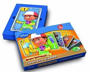 Modiano Disney - Baraja de Cartas, diseño de Manny Manitas Importado de Italia