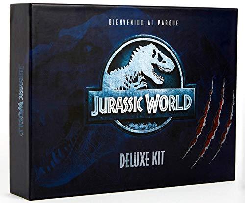 Reino de Juguetes Jurassic World Welcome Deluxe Kit Deluxe Kit
