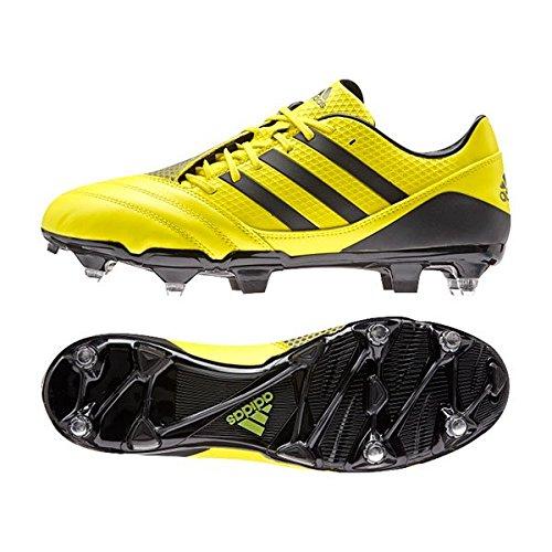 Sg Rugby Stiefel (adidas Predator Cricketschläger Incurza Elite XTRX SG Rugby Stiefel, Herren, gelb)