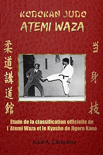 Kodokan Judo Atemi Waza (Français).