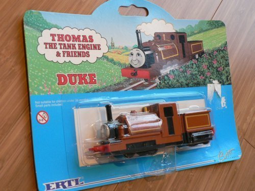 Duke (Thomas the Tank Engine & Friends) by - The Engine Tank Ertl Thomas