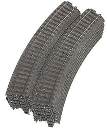 Märklin H0 24130 Gebogenes C-gleis 12 Stück