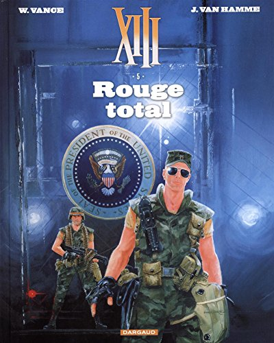 XIII - Nouvelle collection - tome 5 - Rouge total par Van Hamme Jean