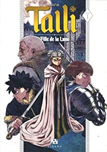 Talli - Fille de la Lune Edition simple Tome 1