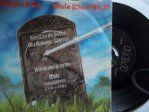 7-zoll-mule (BEGGAR AND CO Mule (Chant No 2) UK 7