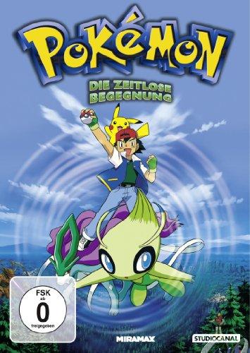 Coverbild: Pokémon: Die zeitlose Begegnung