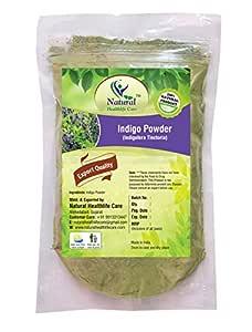 Natural Healthlife Care Indigo Hair Colour Powder, 100